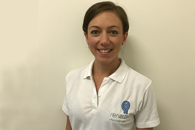 Renew Physiotherapy's Mel French